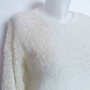 pull mohair coquine