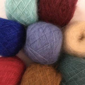 pelote mohair - Fil maugerie