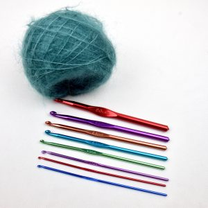 crochet aluminium
